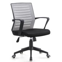 Quality Wide High Adjustable Office Chair With Casters Simple Design Frog Mechanism for sale