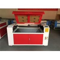 Quality Plywood / MDF Board Wood Laser Etching Machine For Nonmetal Art Crafts for sale