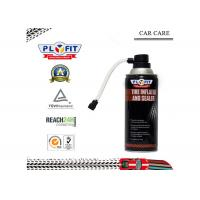 Quality Vehicle Portable Emergency Tire Sealant Inflator Non - Toxic Eco - Friendly for sale