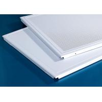 Quality Acoustic Clip In Metal Ceiling Convenient For Installation  Dis-Assembly for sale