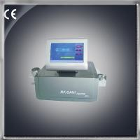 Quality portable ultrasound slimming machine with cavitation&tripolar rf for fat reduction for sale
