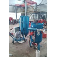 China Sand Blasting Machine on sale