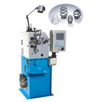 Quality Automatic Disc Spring Winding Machine 80*65*145 Cm Wire Diameter 0.1mm - 0.8mm for sale