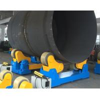Quality Self Aligned Welding Rotator 20 Ton Driving Capacity Pipe Roller Industry Use for sale