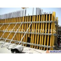 Quality Professional Concrete Wall Forming Systems With H20 Beam And Steel Walers for sale