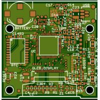 Quality Heavy Copper Printed Circuit Board 10 Laye White Silkscreen Thick Copper PC for sale