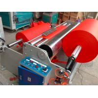 Quality non woven slitting machine for sale
