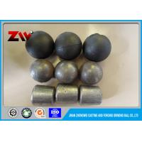 Quality Industrial 60mm High Chrome Wear - Resisting Cast Iron Balls for ball mill for sale