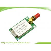 Quality Low Consumption Intelligent RS232 433MHz FSK Rf Module Wireless Transceiver Module for sale