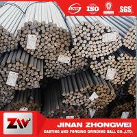 Quality 50mm Grinding Rods For Mining for sale