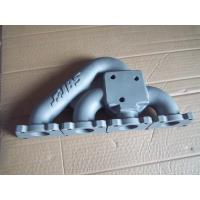 China OEM Auto Parts Casting  Vehicle Cast Iron Exhaust Pipe TS16949 Approval on sale