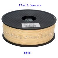 Skin Grade A PLA 3D Printer Filament Lab Extruder 3d printer raw materials