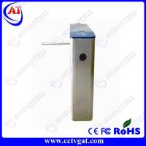 Quality GAT-103 Pedestrian access control LED drop arm barrier,one arm turnstile gate for sale