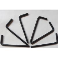 Quality Hexagonal L Allen Hex Wrench Metric 0.9 - 10mm Various Size Steel Black Oxide for sale