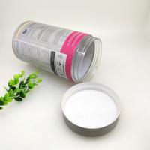 Quality Protein Powder Eco - Friendly Airtight Plastic Jar / Cardboard Cylinder Tubes for sale
