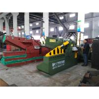 Quality Manual Operation Alligator Machinery Hydraulic Drive For Scrap Metal for sale