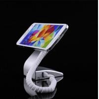 China COMER cell phone docking station Retail display systems with alarm sensor and charging cable on sale