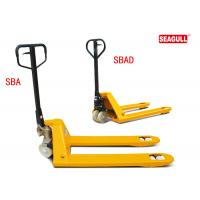 Quality 2.5 Ton - 3.5 Ton Hand Pallet Truck Manual Pallet Jack With CE Certificate for sale