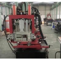 Buy Automatic Building Material C U Z Steel Purlin Profile Roll Forming Machine at wholesale prices
