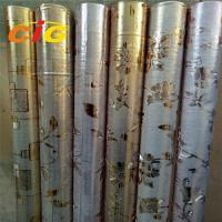 Quality Waterproof Fire - Resistant PVC Transparent Film for Furniture / Shoes for sale