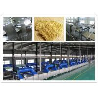 Quality Automatic Chowmein Making Machine Non Frying Production No Fried Instant Noodle Line for sale