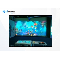Buy cheap 8 Players AR Graffiti Interactive Projection Painting Table from wholesalers