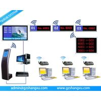 Quality Web Based Multiple Language Bank Wireless Ticket Kiosk Token Number Queue System for sale