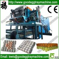 Quality High efficiency Paper egg tray injection molding production line for sale