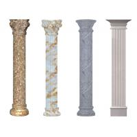 Quality Imitative Classic Roman Column For Lobby / Columns For Interior Of Homes for sale