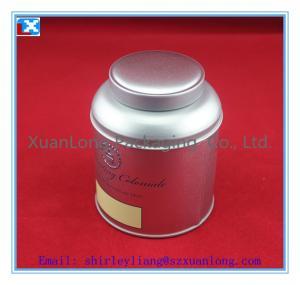 China Small Metal Tin Box/XL-50517 on sale