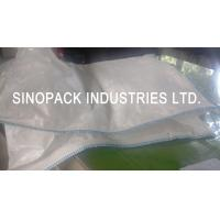 Quality 2200LBS Four-panel woven PP big bag with vented fabric for potato / onion for sale