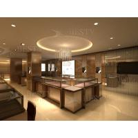 Quality led light watch store design, manufacture and install for sale