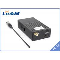 China Mini COFDM Video Wireless Transmitter Receiver for Long Range Transmission on sale