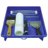 Quality Painting Tools: paint roller, paint brush, paint tray, extension pole, trowel for sale