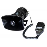 Quality Multi Tone Car Alarm Siren Electronic Horn With Microphone And Voice Recording Feature for sale