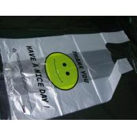 Quality HDPE T-Shirt Bag for sale