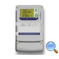 Buy cheap DTSYF669/DSSYF669 Three-phase Electronic Multi-rate and Prepayment Watt-hour meter from wholesalers