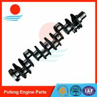Quality CUMMINS engine parts exporters, 6CT-8.3 forged crankshaft for Hyundai excavator R300-5 for sale