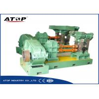 Quality Low Noise 2- High Cold Rolling Mill Machine For Stainless Steel / Plain Carbon Steel for sale