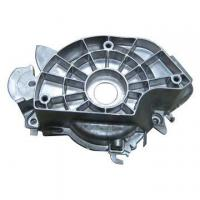 China Metal Aluminum Gravity Die Casting Parts Motorcycle Spare Parts Chrome Plating on sale