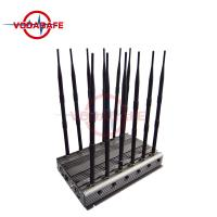 Buy cheap Multi - Functional Mobile Phone Signal Jammer 24 / 7 Hours Working Easily Use from wholesalers