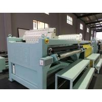 Quality High Speed Horizontal Quilting Embroidery Machine 50.8mm Needle Distance for sale