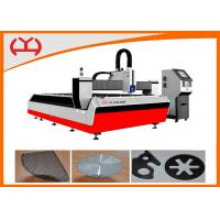 Buy cheap Laser Wavelength (nm) 1070 Single Table Fiber Laser Cutter Machine For Carbon Steel from Wholesalers