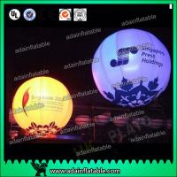 Quality Customized Festival Advertising Decoration Inflatable Lighting Ball Inflatable for sale