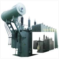 Quality Low Noise Electric Distribution Transformer For 33KV Power System for sale