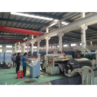 Quality CRS Steel Coil Slitting Machine / cutting machine 6CrW2Si Blade Material for sale