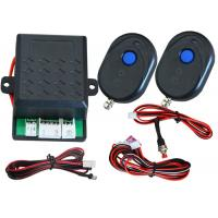 Quality Double Stage Immobilizer Car Engine System , Intelligent Anti Robbery Vehicle Auto Start Systems for sale