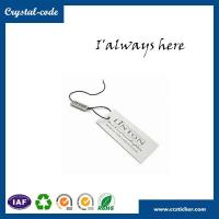 Quality Printed factory price label clothing tag,label of graded goods clothing,tpu clothing label for sale