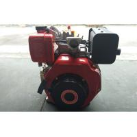 Customized 4.7HP Air Cooled Diesel Engine High Efficiency With Electric Starter for sale
