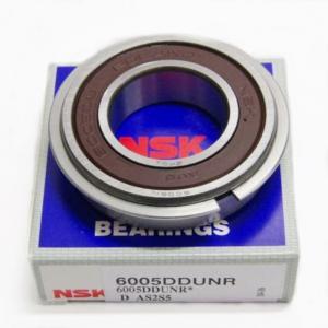 China Original NSK Bearing 6005 25*47*12mm Deep Groove Ball Bearing 6005DDU on sale